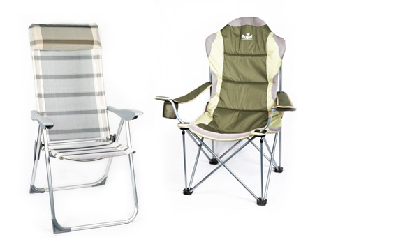 Leisure, camping and outdoor equipment